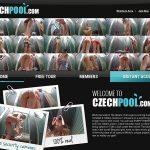 Czech Pool Free Videos