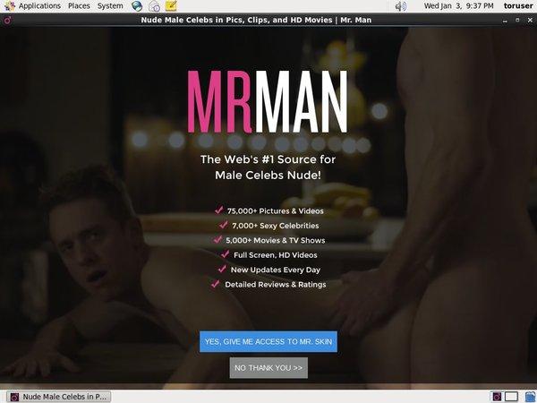 Mrman.com Free Trial