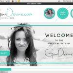 Gina Devine Username