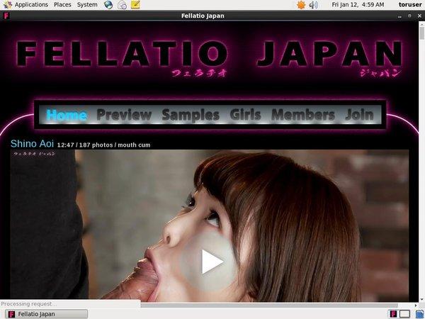Fellatiojapan.com Passwords Blog
