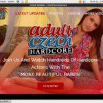 Adultczechhardcore Discount Membership Deal