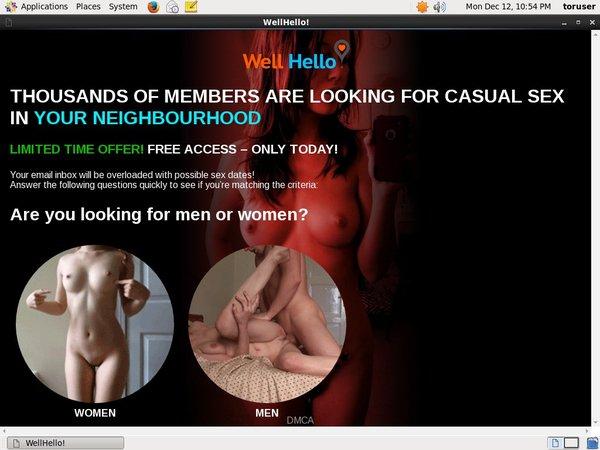 Wellhello.com Lesbian