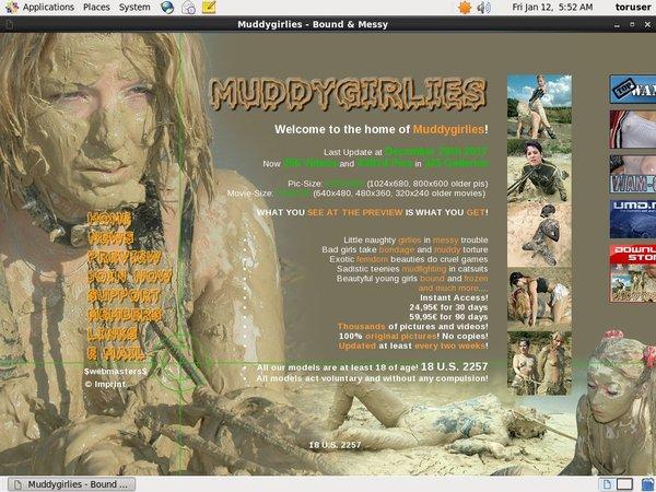 Muddy Girlies Videos